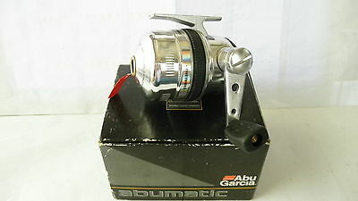 Vintage Abu Garcia Abumatic Underspin 276 Series Used For A Few Hours Only