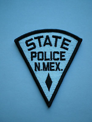 NM New Mexico Highway Patrol State Police trooper patch