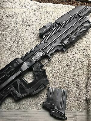 Halo SMG & Assault Rifle Replica (Project)
