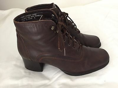 corelli leather collection,ankle boots size 5