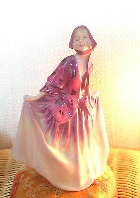 """Vintage Royal Doulton Figurine """"Sweet Anne"""" HN1496 Immaculate"""