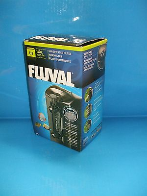 Fluval U2 Internal Power Aquarium Fish Tank Filter (Old Style)