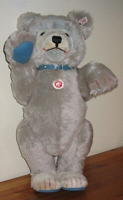 Steiff Teddy Bear Baby Blue Limited Edition