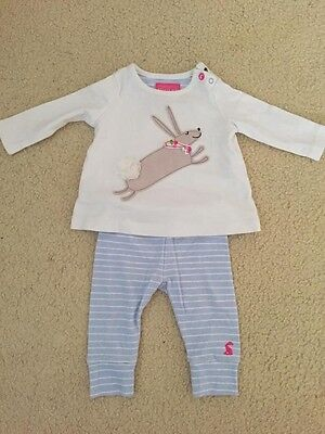 Joules Baby Girl 0-3 Months