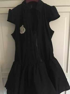 Ann Summers Police Fancy Dress Outfit Size 22