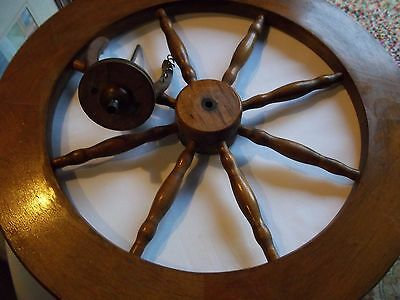 spinning wheel Ashford  with 2 bobbins single drive