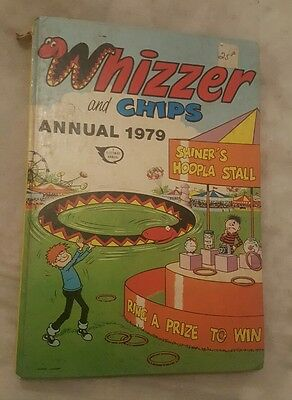 Whizzer and Chips Annual 1979