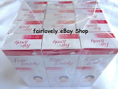 £23.99 Pack Of 12 X 50G Tubes Fair And Lovely Skin And Face Cream Special Offer
