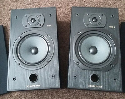 Wharfedale CRS 3 Main / Stereo Speakers
