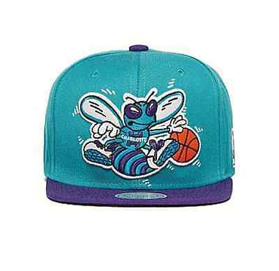 NBA Charlotte Hornets Under Bill Snapbakc Cap men woman