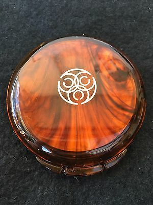 Vintage Coty Originals Blush and Shine Compact & Mirror Pinkberry 52