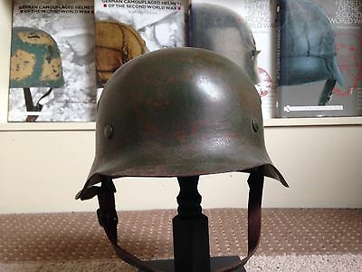 WW2 German  M42 HELMET COMPLETE