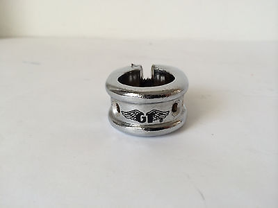 GT BMX Sattelklemme seat clamp old school mid school NOS Chrom chrome