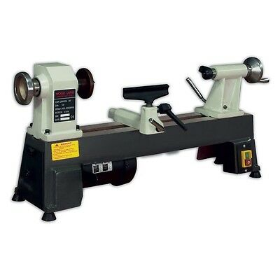 Woodturning Lathe with 1/2hp High Torque Induction Motor Model MC1018