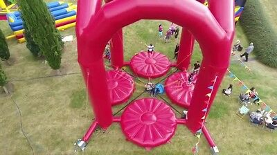 Inflatable Bungee Trampoline Hire Only