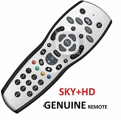 NEW SKY PLUS + HD remote Control TV GENUINE REPLACEMENT 1 YEAR WARRANTY UK