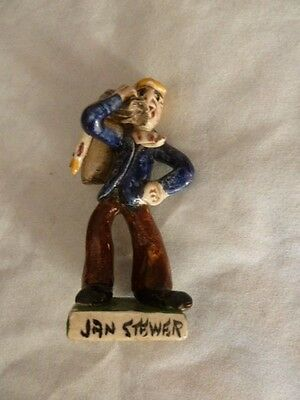WILL YOUNG  'JAN STEWER' WIDECOMBE FAIR   Signed