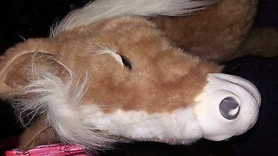 poney interactif prince caramel taille reelle furreal friends