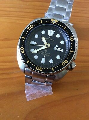 Seiko Prospex SRP775K1 Turtle Automatic Divers Watch