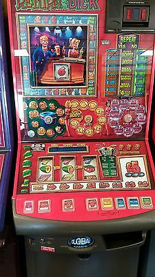 Return of the dick fruit machine accepts new £1 coin (permit number 005955)