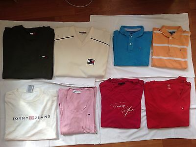 Mixed Used TOMMY HILFIGER WHOLESALE/ JOBLOT Tops (X16) *100% Genuine