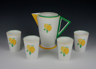 Shelley Eve Lemonade Set.