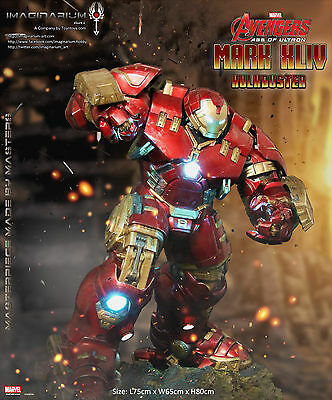 Imaginarium Art - HULKBUSTER - Marvel    no Sideshow / XM