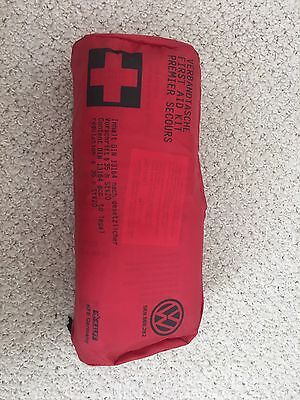 Genuine VW First Aid Kit #063
