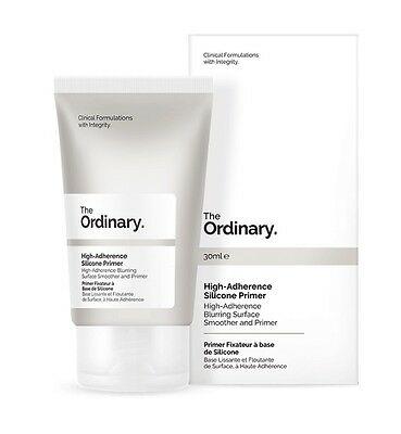 The Ordinary High Adherence Silicone Primer 30ml Foundation