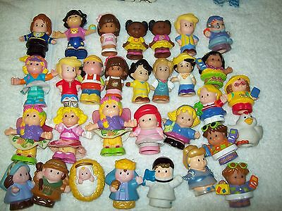 Fisher Price Little People Animals  Bulk Lot Of 30 Lot 2
