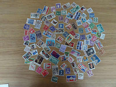 Stamps Usa  100  All Different / Mixture / Collection  Pack 1
