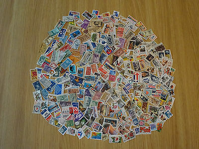Stamps Usa  250  All Different / Mixture / Collection   America