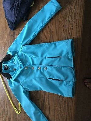 show jumping jacket