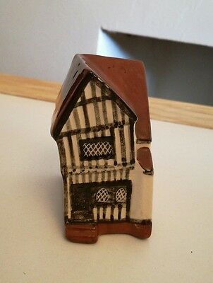 Mudlen End Miniature Pottery Houses Crooked House