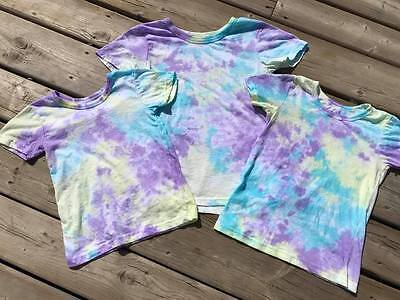 colorful t-shirt kids funky color pack of 3
