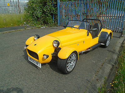 2005 Westfield Seiw  Yellow With Black Trim Body Work And Trim  Great Condition
