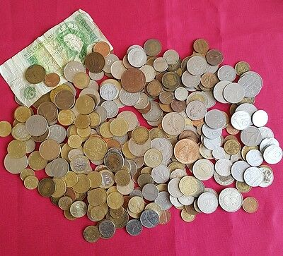 Coins Of The World Job Lot