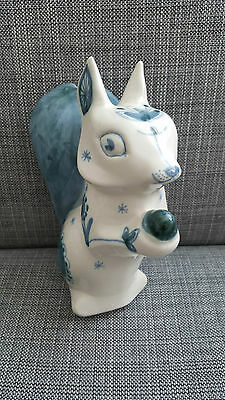 David Sharp Pottery Rye squirrel money box