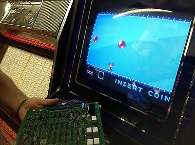 Super Pang Original Capcom. Jamma Pcb