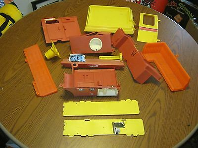 Vtg Barbie 1976 Star Traveler Motorhome Parts Rv Camper Sink, Dash *free Ship*