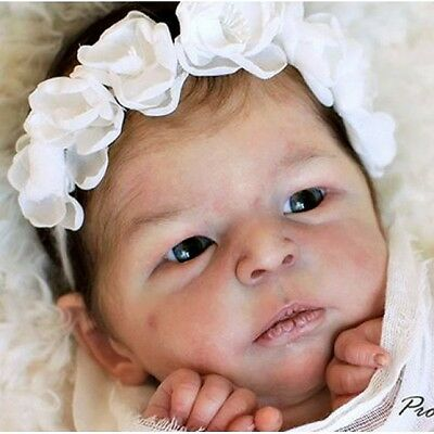 """Maylin by Olga Auer New Reborn Baby Doll Kit  @ 22"""" @New Released"""