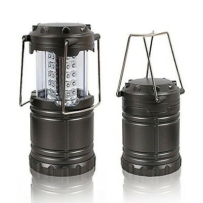 Ultra Bright LED Lantern - Camping Lantern - Collapses - Suitable for: Hiking
