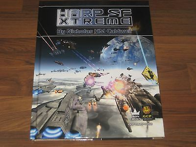 HARP SF Extreme Expansion Hardcover Iron Crown 2011 POD TOP