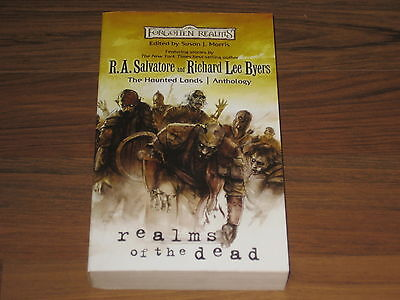 Forgotten Realms Novel Realms of the Dead The Haunted Lands WotC 2010 Neu New