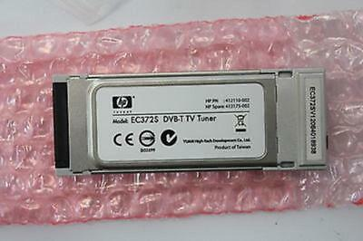 Hp Hewlett Packard Dvb Tv Tuner Card With Remote And Aerial Ec372S
