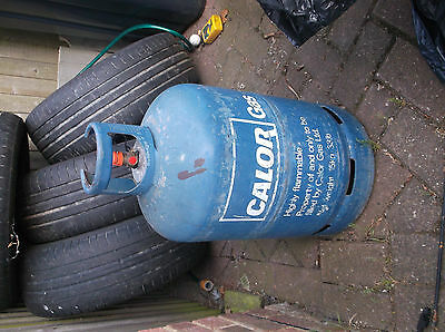 Calor Gas Bottle 15Kg Empty Ready For Refillinf