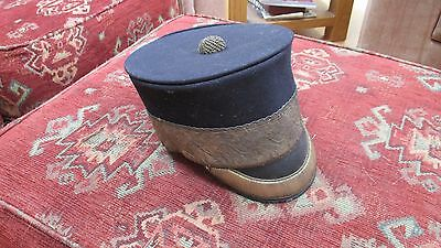 British Officers Crimea / 1880 patt Forage cap