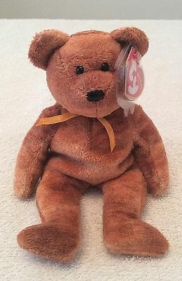 Ty Beanie Babies  Grizzwald The Bear   Gifts Bears