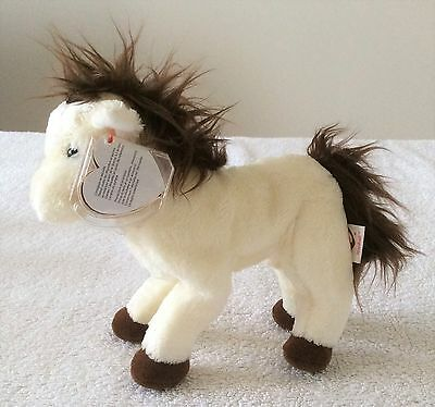 Ty Beanie Babies Marshall The Horse   Gifts    Toys