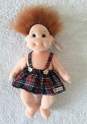 Ty  Beanie  Kids    Ginger     Gifts     Dolls    Toys